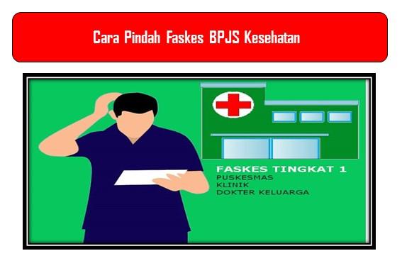 Cara Pindah Faskes BPJS Kesehatan Secara Offline dan Online