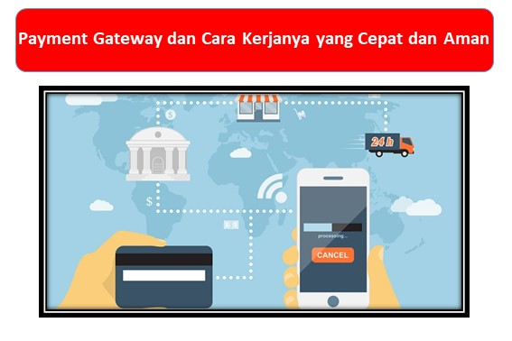 Mengenal Payment Gateway dan Cara Kerjanya yang Cepat dan Aman