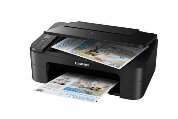 Rekomendasi Printer Terbaik Untuk Mahasiswa Canon PIXMA E3370