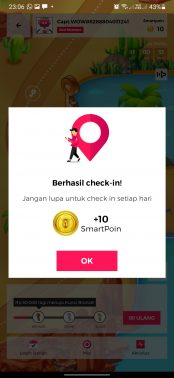 Chek in SmartPoint